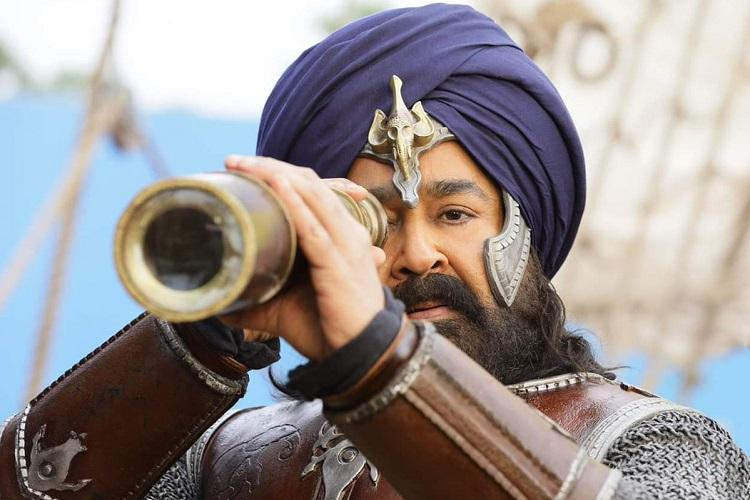 Mohanlal's Astounding Warrior Look in Marakkar got Revealed